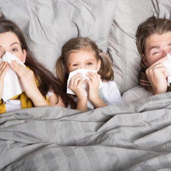 Luchar contra los problemas del invierno con la aromaterapia