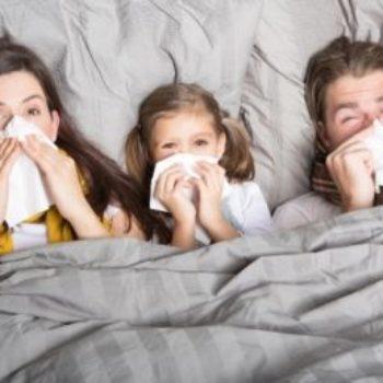 Lutter contre les tracas de l'hiver avec l'aromathérapie