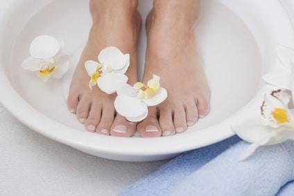 beaute aromatherapie pieds