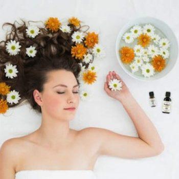 Aromaterapia y nutrición para el cabello