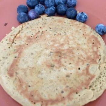 Recette des pancakes sans gluten pour un plein d'énergie