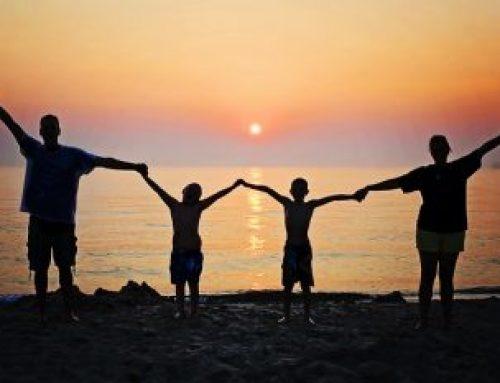 Vacances zen en famille : 5 astuces naturelles