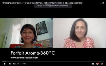You are currently viewing Témoignage Brigitte : «Rétablir son terrain, nettoyer l'émotionnel et se reconstruire»