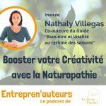 Mes secrets de naturopathe pour booster la créativité